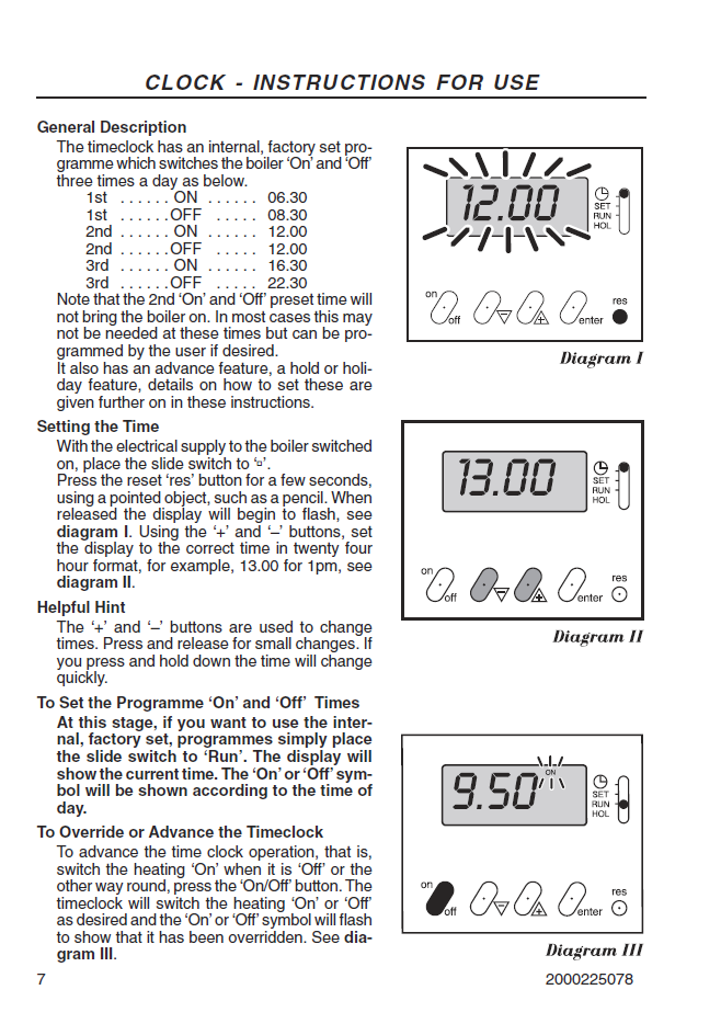 Magnificent Glowworm 30cxi Manual Pattern - Schematic Circuit ...
