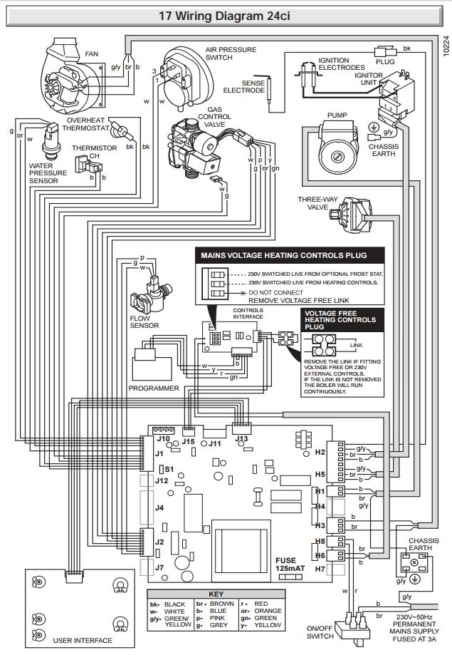 Ask vaillant domestic boilers vaillant ci si wiring diagrams swarovskicordoba Gallery